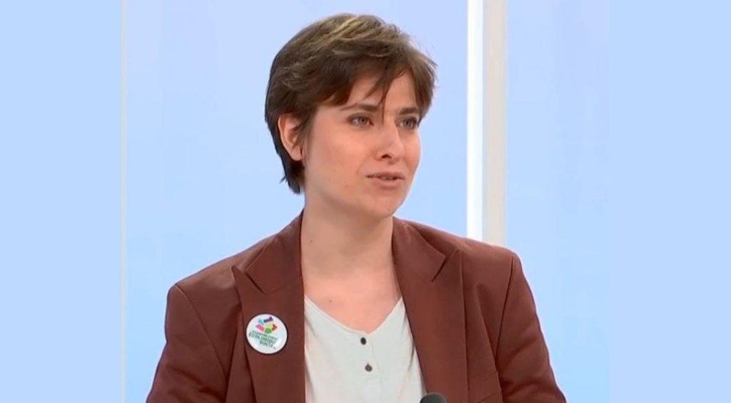 Elli Tessier, candidat aux régionales en PACA