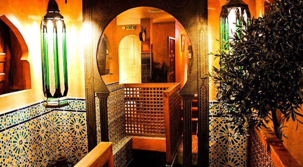 Le Riad, sauna gay à Paris