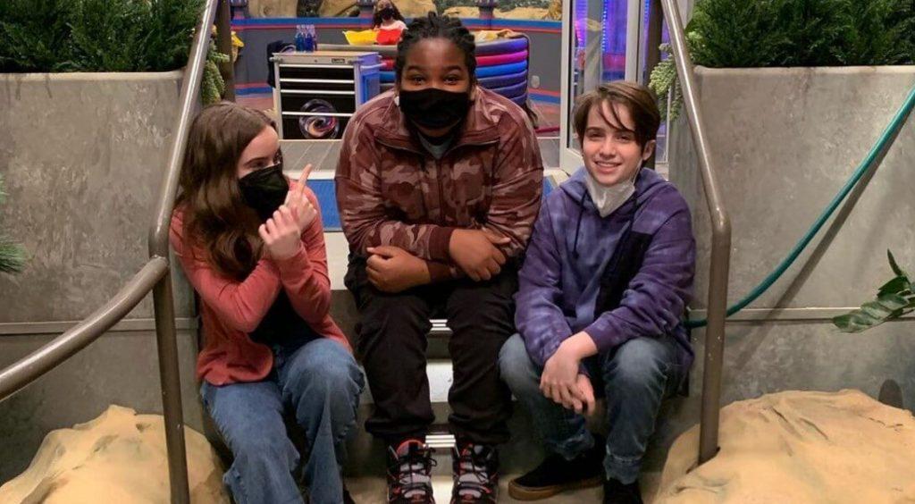 chaîne TV junior Nickelodeon