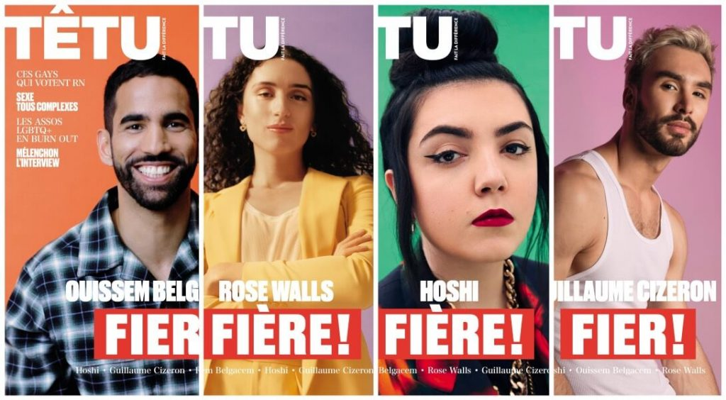 tetu magazine, avec ouissem belgacem et hoshi