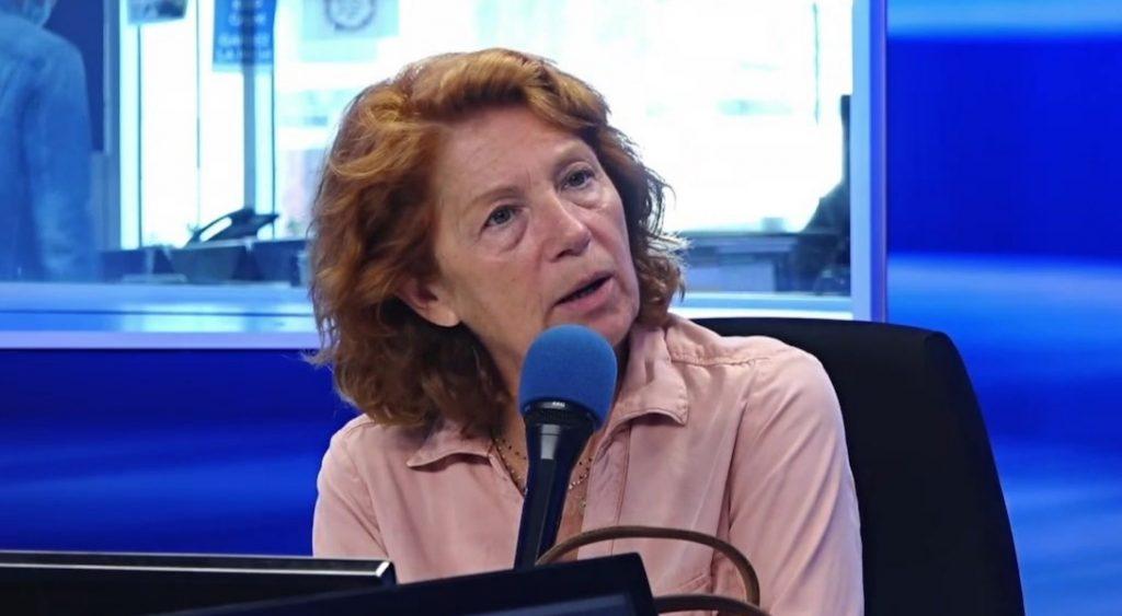 Veronique Genest, aka Julie Lescaut