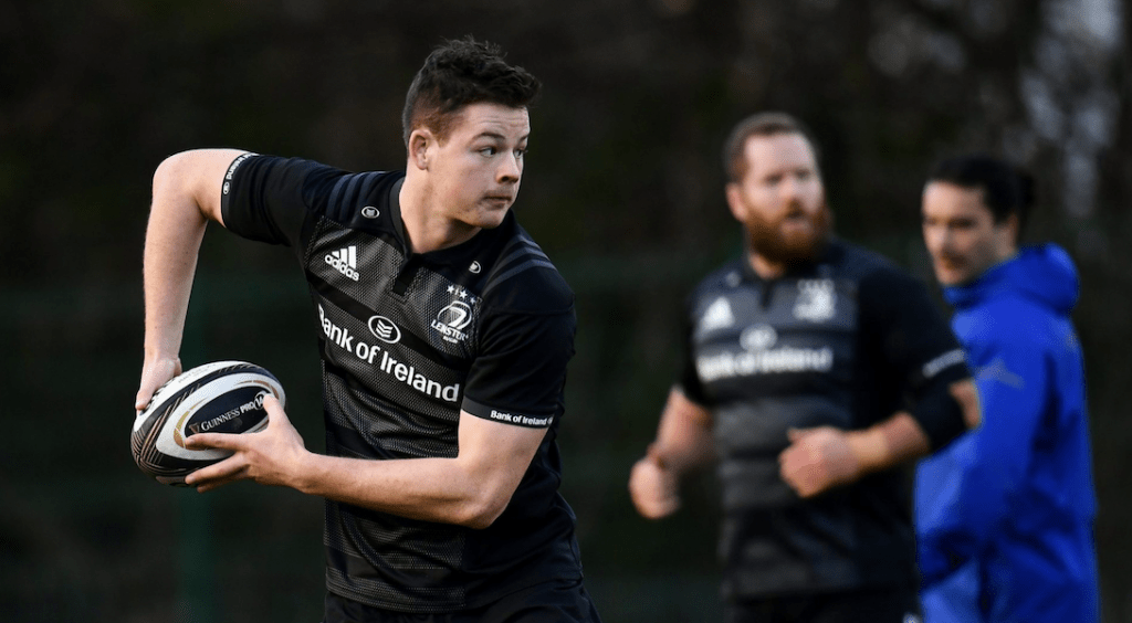 Jack Dunne, joueur du Leinster Rugby club fait son coming out bisexuel