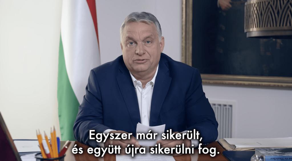 """Droits LGBT en Hongrie : Viktor Orban annonce un referendum sur """"la protection de l'enfance"""""""