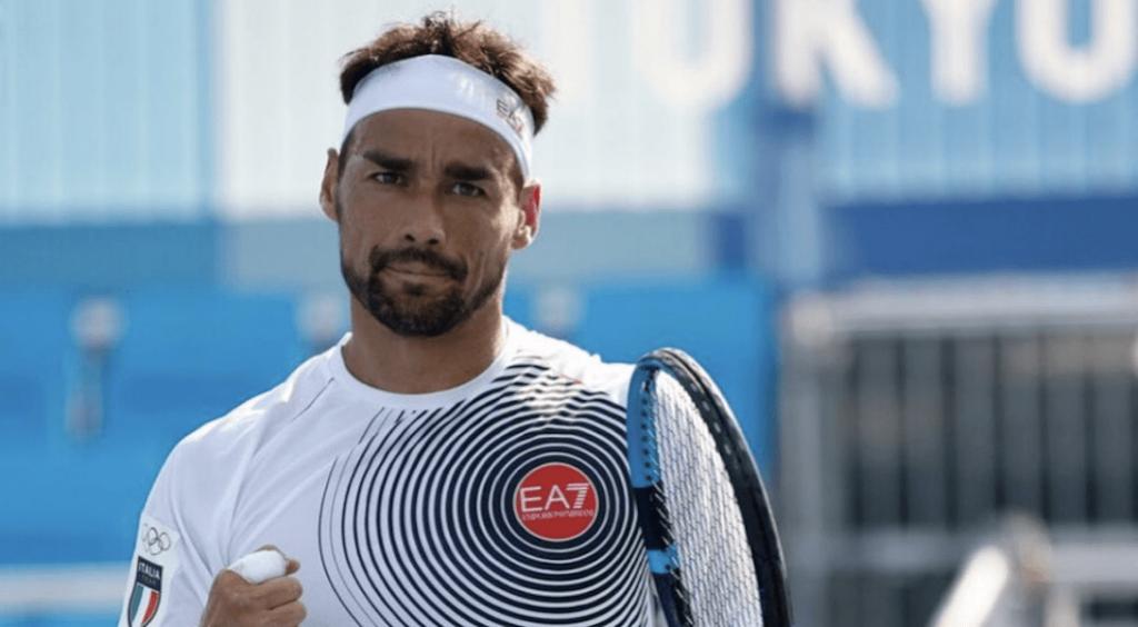 JO 2021 : le tennisman Fabio Fognini s'excuse après des insultes homophobes