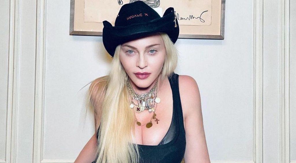 Madonna recadre DaBaby sur Instagram