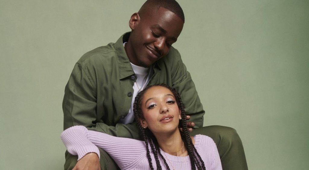 Ncuti Gatwa et Patricia Allison se partagent la couverture du dernier TÊTU