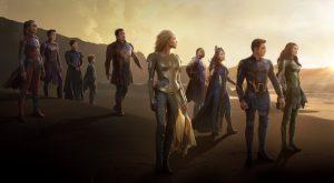 """Le film Marvel """"Les Éternels"""" sera interdit aux moins de 18 ans en Russie"""