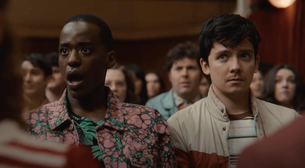"""Le trailer de la saison 3 de """"Sex Education"""" est là"""