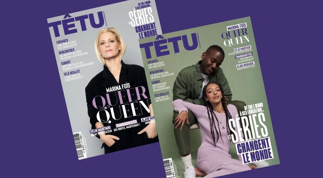Magazine TÊTU numéro 228, septembre 2021