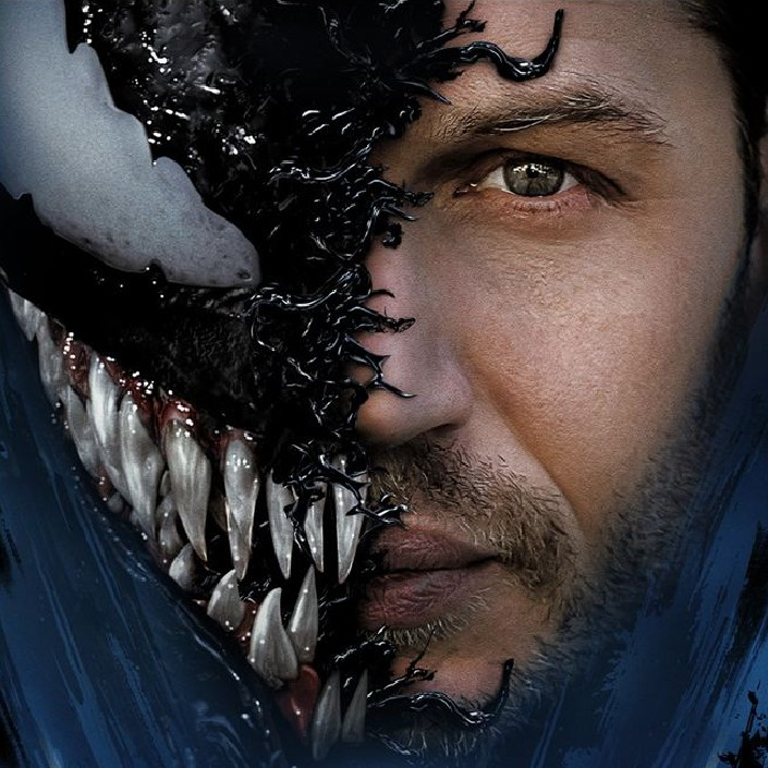 """Tom Hardy dans """"Venom: Let There Be Carnage"""""""