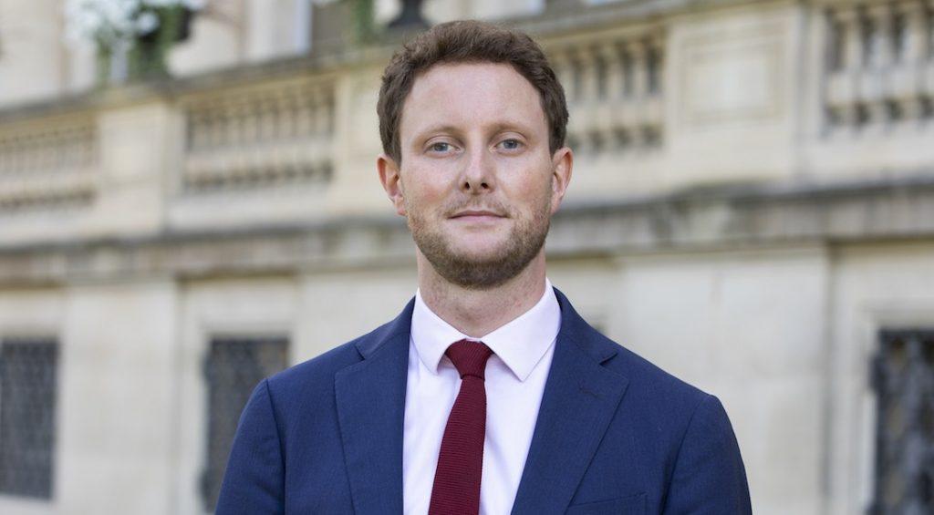 Clément Beaune est secrétaire d'Etat aux Affaires européennes