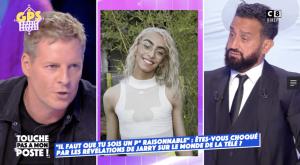 """Matthieu Delormeau a critiqué dans """"TPMP"""" la venue de Bilal Hassani dans """"Danse avec les stars"""""""