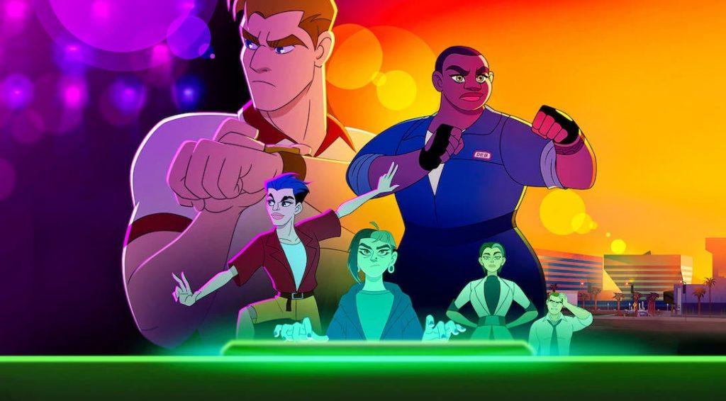 """La série animée """"Q-Force"""" est la bonne surprise queer de Netflix"""