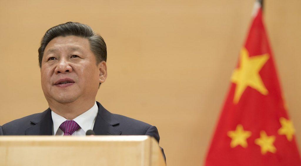 Xi Jinping, le président de la Chine