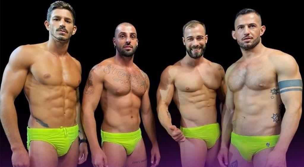 """Le nouveau Pit Crew du """"Drag Race Italia"""" est là"""